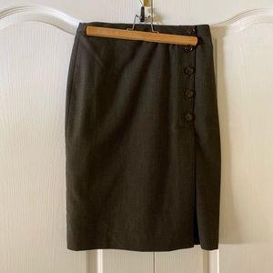Below-the-knee skirt from Banana Republic